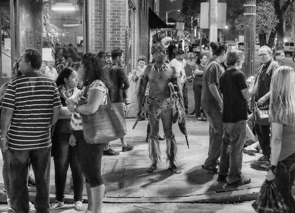 Halloween On 6th Street - Austin, Texas - October 31, 2015 - #8