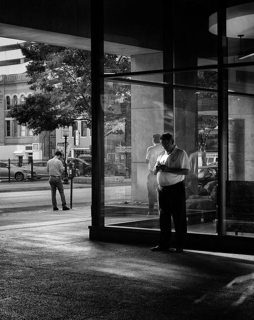 7th Street - Fort Worth, Texas - July 17, 2017